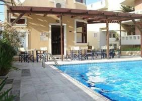Горящие туры в отель Niros Beach Aparts 3*, о. Крит, Греция