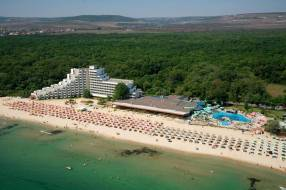 Горящие туры в отель Gergana 4*, Албена, Болгария