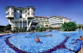 Горящие туры в отель Nova Park 5*, Сиде,