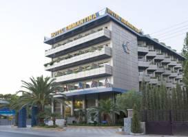 Горящие туры в отель Emmantina Hotel 4*, Афины,