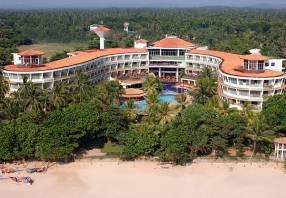 Горящие туры в отель Eden Resort & SPA 5*, Берувелла, Шри Ланка