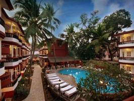 Горящие туры в отель Santiago Resort 3*, ГОА северный, Индия
