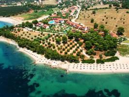 Горящие туры в отель Blue Dolphin Hotel 4*, Ситония, Греция