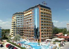 Горящие туры в отель Meridian 4*, Солнечный Берег, Филиппины