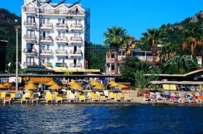 Горящие туры в отель Bliss Beach Hotel (Ex. Yuzbasi Hotel) 3*, Мармарис,