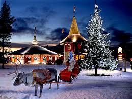 Горящие туры в отель В гости к Санте,Финляндия с авиа от 749 eur