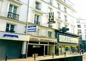 Горящие туры в отель Jeff 2*, Париж,