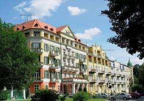 Горящие туры в отель Royal 3*, Франтишковы Лазне, Чехия