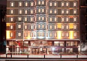 Горящие туры в отель Grand Halic Hotel 4*, Стамбул,