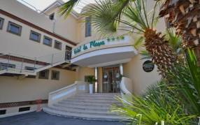 Горящие туры в отель Grand Hotel La Playa 3*, Ривьера-Ди-Улиссе,