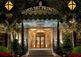 Горящие туры в отель Parco dei Principi (Sorrento) 5*,  Италия