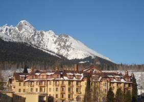 Горящие туры в отель Smokovec 3*, Смоковец, Словакия