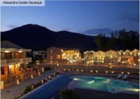 Горящие туры в отель Alexandra Golden Boutique Hotel 5*, Тасос, Греция