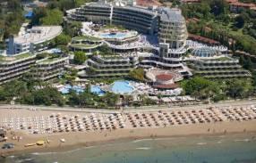 Горящие туры в отель Crystal Sunrise Queen Luxury Resort & SPA 5*, Сиде,