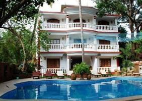 Горящие туры в отель Alidia Beach Resort 3*, ГОА северный, Индия 3*,