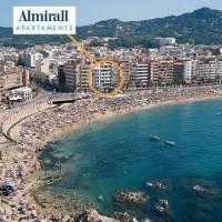 Горящие туры в отель Almirall Apt. 2 ключа, Коста Брава, Испания 3*,