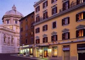 Горящие туры в отель Gallia 4*, Рим, Италия