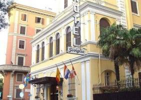 Горящие туры в отель Siviglia 3*, Рим, Италия