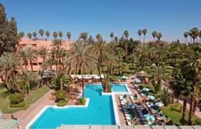 Горящие туры в отель Kenzi Farah 5*, Марракеш, Марокко 5*,