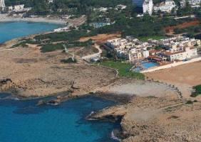 """Горящие туры в отель Aktea Beach Village Apts """"A"""", Айя Напа, Кипр 3*,"""