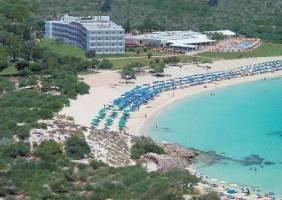 Горящие туры в отель Asterias Beach Hotel 4*, Кипр, Айя Напа 4*,