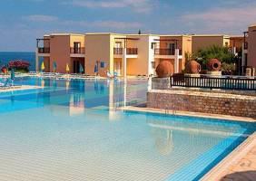 """Горящие туры в отель Akteon Holiday Village Apts """"A"""", Пафос, Кипр 3*,"""