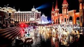 Горящие туры в отель Лучший Вип развлекательный отель Турции 5* Rixos The Land Of Legends 739 eur Раннее Бронирование с апреля 2020