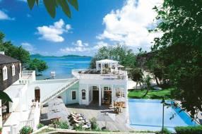 Горящие туры в отель Larchipel Hotel 4*, о. Праслин, Сейшельские о.
