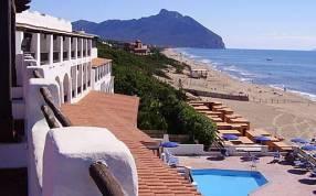 Горящие туры в отель Le Dune 4*, Италия, Тирренское побережье 4*, Ривьера-Ди-Улиссе,