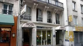 Горящие туры в отель Lebron / Paris Economy 3*, Париж, Франция