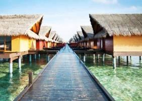 Горящие туры в отель Adaaran Club Rannalhi 4*, Мале, Мальдивы