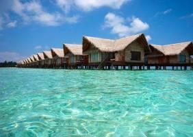 Горящие туры в отель Adaaran Select Hudhuran Fushi 4*, Мале, Мальдивы
