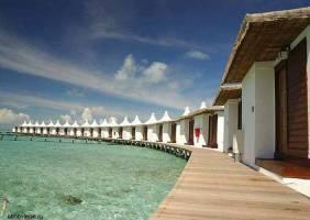 Горящие туры в отель Chaaya Lagoon Hakuraa Huraa 4*, Мале, Мальдивы