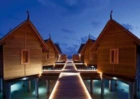 Горящие туры в отель Constance Moofushi Resort 5*, Мале, Мальдивы