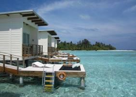 Горящие туры в отель Holiday Inn Kandooma Maldives 4*, Мале,