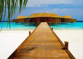 Горящие туры в отель Lily Beach Resort & Spa 5*, Мале, Мальдивы