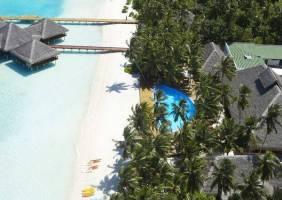 Горящие туры в отель Medhufushi Island Resort 5*, Мале,