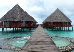 Горящие туры в отель Velidhu Island Resort 4*, Мале, Мальдивы