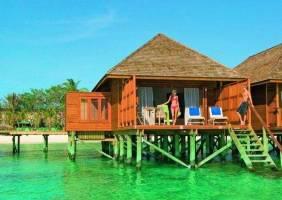 Горящие туры в отель Veligandu Island Resort 4*, Мале, Мальдивы