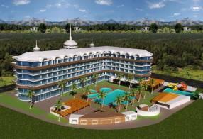 Горящие туры в отель Maya World Hotel 4*, Сиде, Турция