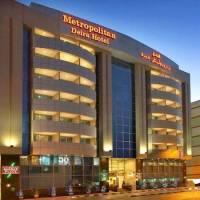 Горящие туры в отель Metropolitan Deira 4*, Дубаи, ОАЭ