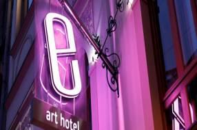 Горящие туры в отель Bohem Art Hotel 4*, Будапешт,