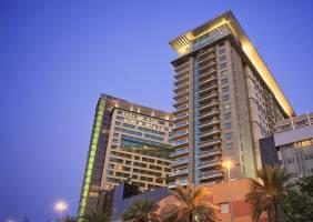 Горящие туры в отель Al Ghurair Arjaan by Rotana 5*, Дубаи, ОАЭ