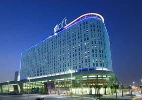 Горящие туры в отель Aloft Hotel 4*, Абу Даби, ОАЭ 4*,