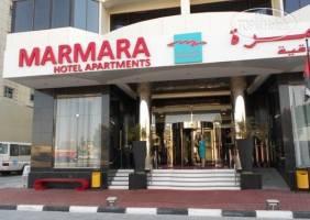 Горящие туры в отель Marmara Hotel Apartments 4*, Дубаи, ОАЭ