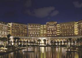 Горящие туры в отель The Ritz Carlton Abu Dhabi Grand Canal 5*, Абу Даби,