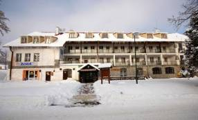 Горящие туры в отель Pansionat Zora 2*, Татранска Ломница,
