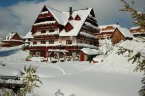 Горящие туры в отель Pension Viktoria 3*, Ждиар, Словакия