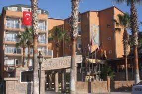 Горящие туры в отель Club Hotel Tess 3*, Аланья,