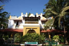 Горящие туры в отель Casa Anjuna 4*, ГОА северный,